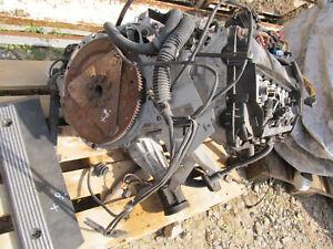 Motor BMW X5 7502903