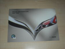 57217) Mazda MPV - Neospace - Nextourer - IAA Pressemappe 09/1999