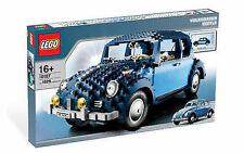 Lego sculptures volkswagen escarabajo (10187), vw escarabajo lego, nuevo embalaje original &