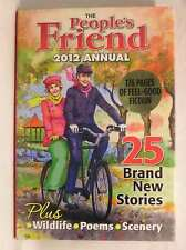 People's Friend Annual 2012 (Annuals 2012), VARIOUS, Excellent Book