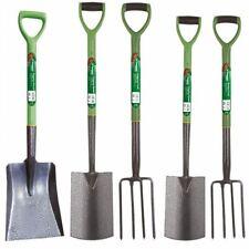 Heavy Duty Steel Garden Gardening Tools Digging Border Edging Spade Fork Shovel