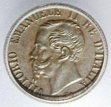 1867-M Italy 1 One Centesimo Copper Coin - ICG MS 65 BN - KM# 1.1