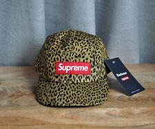 Supreme Barbour leopard print cap SS20