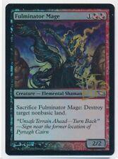 MTG Fulminator Mage Shadowmoor Rare FOIL Signed by Artist R.K. Post  NM