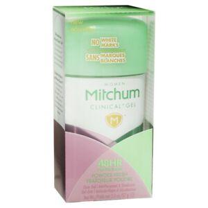Mitchum Women Clinical Gel Powder Fresh 57g Anti-Perspirant & Deodorant 48HR