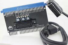 Adaptateur JAMMA vers TV - PCB arcade Retroelectronik + cable peritel