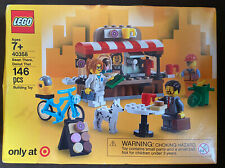 LEGO 40358 Bean There Donut That Retired Building set Sealed Box In Hand