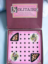 SOLITAIRE vintage board game