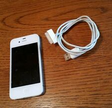 Apple iPhone 4S White (16 GB) A1387 2430 Verizon Parts