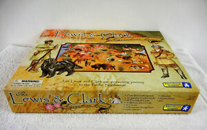 2003 Lewis and Clark Adventure Game Simulation by Educational Insights
