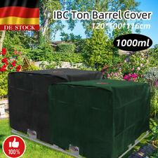 1000L IBC Container Abdeckung UV-Schutz Folienhaube Hülle Haube Regenwassertank