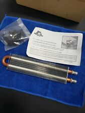 Flex-a-lite 4130 Compact Fluid Transmission Power Steering Oil Cooler 9