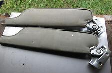 1968 buick lesabre convertible sun visors and brackets GM Convertible