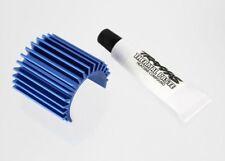 Traxxas 3374 Kühlblech für Velineon 380 Brushless-Motor 1:16 mit Wärmeleitpaste