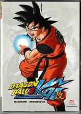 Dragonball Z Kai - Season One Episodes 1 - 26 (4 DVD Set) Anime