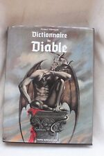Dictionnaire du Diable ( Edit-1989) (Format:31x23cm) (420 pages) (R.Villeneuve)