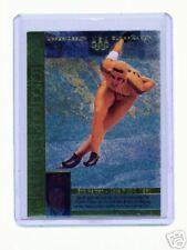 1996 UPPER DECK OLYMPIC CHAMPIONS ERIC HEIDEN REFLECTIONS CARD #RG4 ~ MULTIPLES