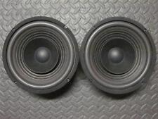 "NEW (2) 8"" Full Range Coaxial Speakers.2 way Eight inch w/ tweeter.8ohm.PAIR.8in"