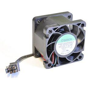 Sunon PMD1204PQBX-A 40mm 13000 RPM Case Fan - Black