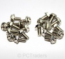 20x Mixed PC Screws Pack M3 6-32 for Case / PSU / HDD / DVD / Floppy