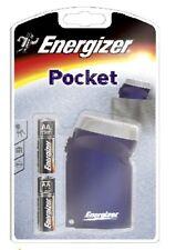 (E622356) TORCIA POCKET + 2AA ENERGIZER FLASHLIGHTS