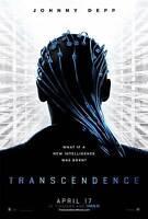 Transcendence Zweiseitig Original Filmposter Johnny Depp Christopher Nolan Ein