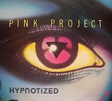 ++PINK PROJECT hypnotized (2 versions) MAXI 1983 BABY RECORDS VG++