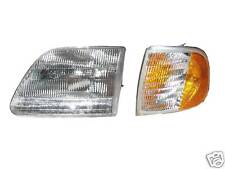 1999 2000 FORD EXPEDITION LH Driver Head Light Marker