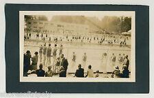 1920's ORIGINAL JANTZEN BEACH POOL PHOTO ~ SWIMSUIT ~ PORTLAND OR ~ BATHING SUIT