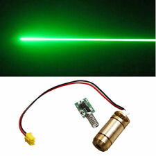 1Pc Mini 532nm Green Laser Diy Diode Module / Green Beam Light / Lab With Driver