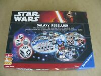 Ravensburg Star Wars Galaxy Rebellion VII Disney Family Dice Board Game BNIB