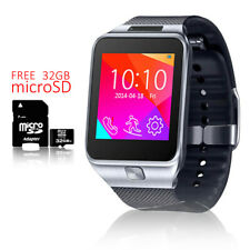 Indigi® 2-in-1 Gsm Unlocked! Android 4.4 3G SmartWatch Organizer - Free 32gb Sd