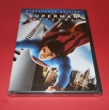 Superman Returns (Dvd, 2006, Widescreen Edition) Brandon Routh, Sealed!