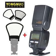 YongNuo YN685 HSS  Wireless  Flash Speedlite With 2in1 Mini Reflector For Canon