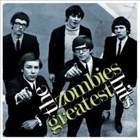 THE ZOMBIES - THE GREATEST HITS [8/10] USED - VERY GOOD CD