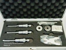 Holex 428991 6 12 Three Point Internal Micrometers Set 6 12
