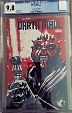 DARTH MAUL #1 CGC 9.8 UNKNOWN EXCLUSIVE VARIANT!