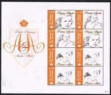 St. Vincent postfris 2007 MNH sheet - Nederlandse Prinsessen (X527)