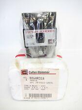 New Cutler Hammer D26MR31A Series A3 Type M Relay 600v 3 N.O 1 N.C Motor Control