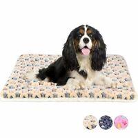 Large Pet Dog Bed Soft Warm Washable Cushion Pillow Mattress Puppy Mat L XL XXL