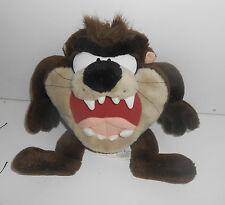 "LOONEY Tunes-Tasmanian Devil-WARNER BROS - 10 ""GIOCATTOLO PELUCHE - (1)"