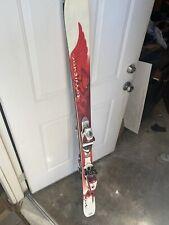 New listing Rossignol Bandit B74 W Skis + Saphir 90 Bindings - Women's 2008 -154 cm