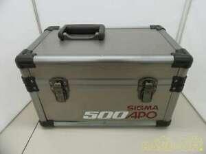 Sigma Apo 500Mm F4.5 For Nikon Ai Telephoto zoom lens