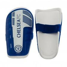 Chelsea Fc Shinpads Kids Childrens SHIN PADS Blue & white