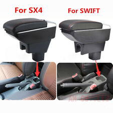 Car Armrest box central content holder makeup for SUZUKI SX4 Or SWIFT