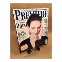 Premiere Magazine Back Issue July 1998 Uma Thurman Harrison Ford