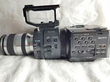 Sony Nex Fs700U Camcorder, Lens and Accessories.