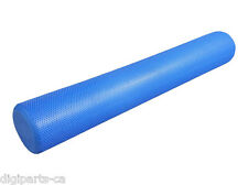 EVA Soft Dot Foam Roller for Muscle Therapy and Balance Exercises, 90 cm x 15 cm