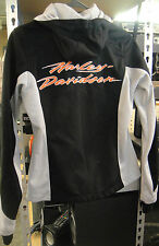Ladies Harley Davidson XS RCS Soft Shell Jacket w/Hoodie 98386-11VW