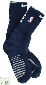 Nike NBA Authentic Basketball Crew Quick Socks, Maximum Cushion Athletic, PSX791